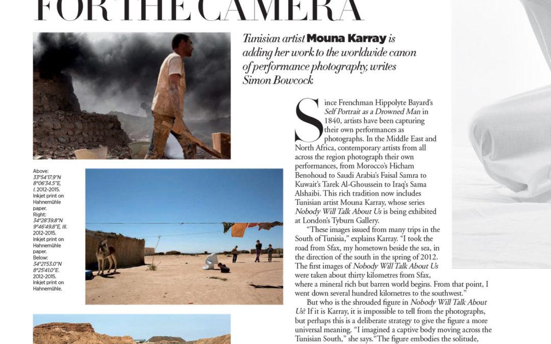 Simon Bowcock – Harpers Bazaar Arabia