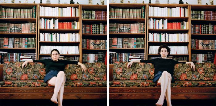 Identity at stake - Au risque de l'identité, Mouna Karray