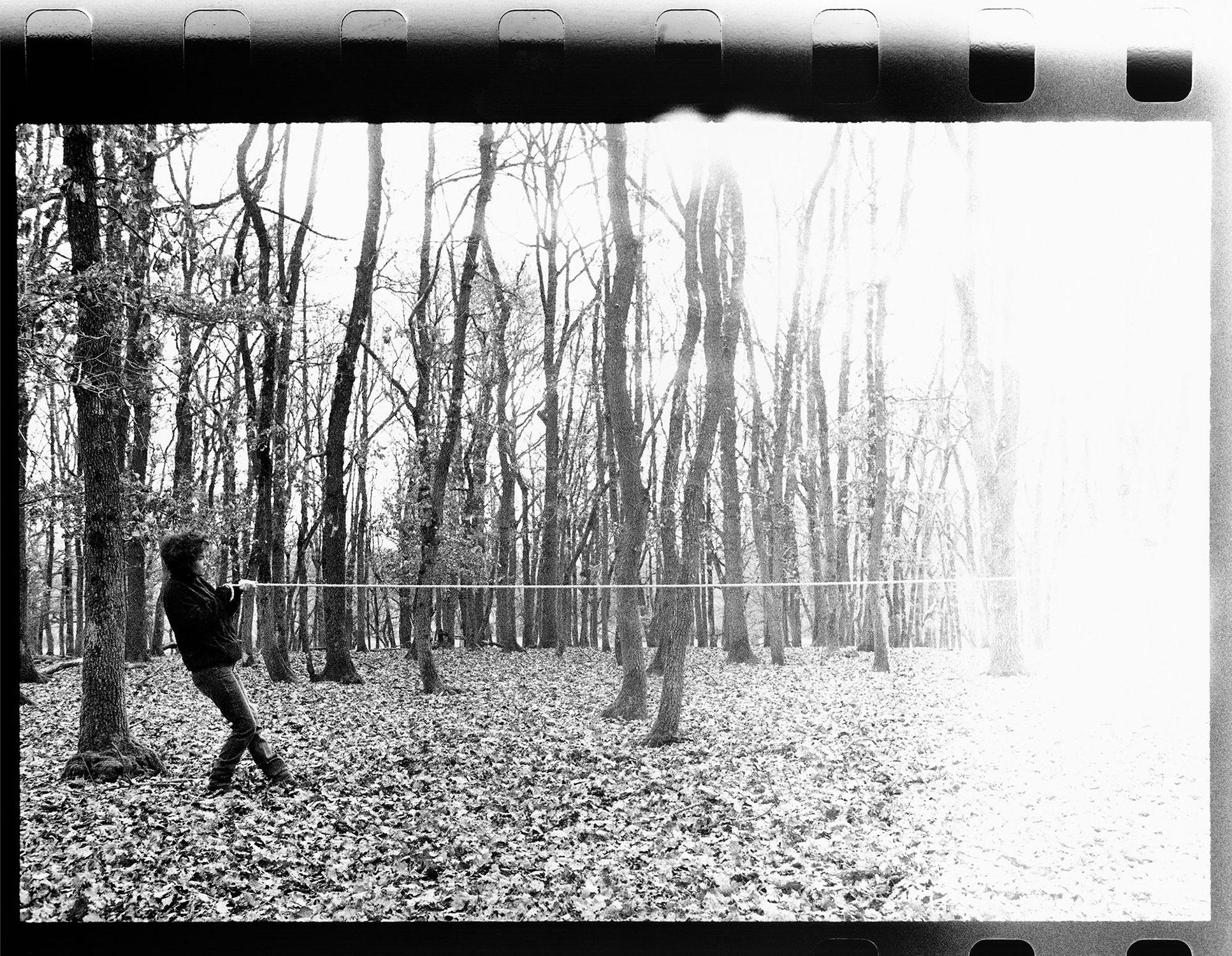 Mouna Karray, The Rope 1/4