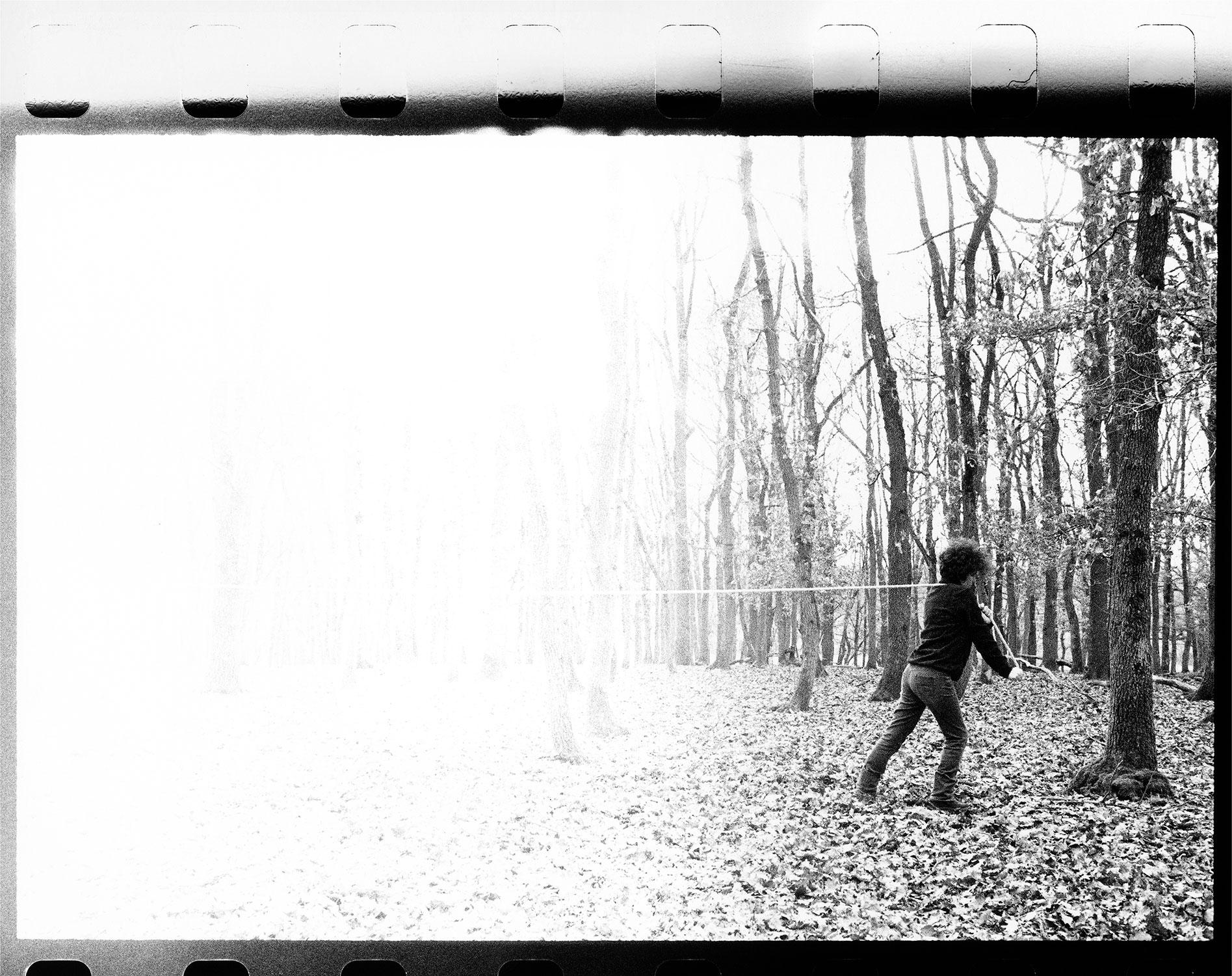Mouna Karray, The Rope 3/4