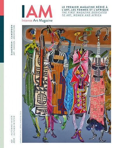 Salimata Diop – Intense Art Magazine, Mouna Karray. The Rope