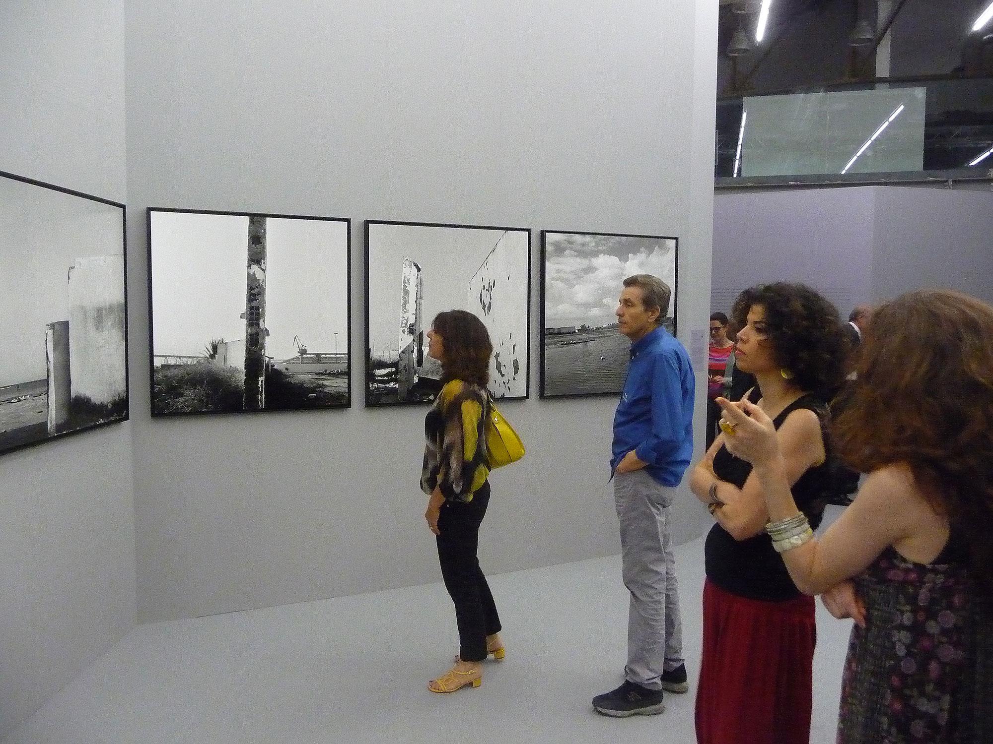Mouna Karray, Murmurer, MAXXI Museum, Rome