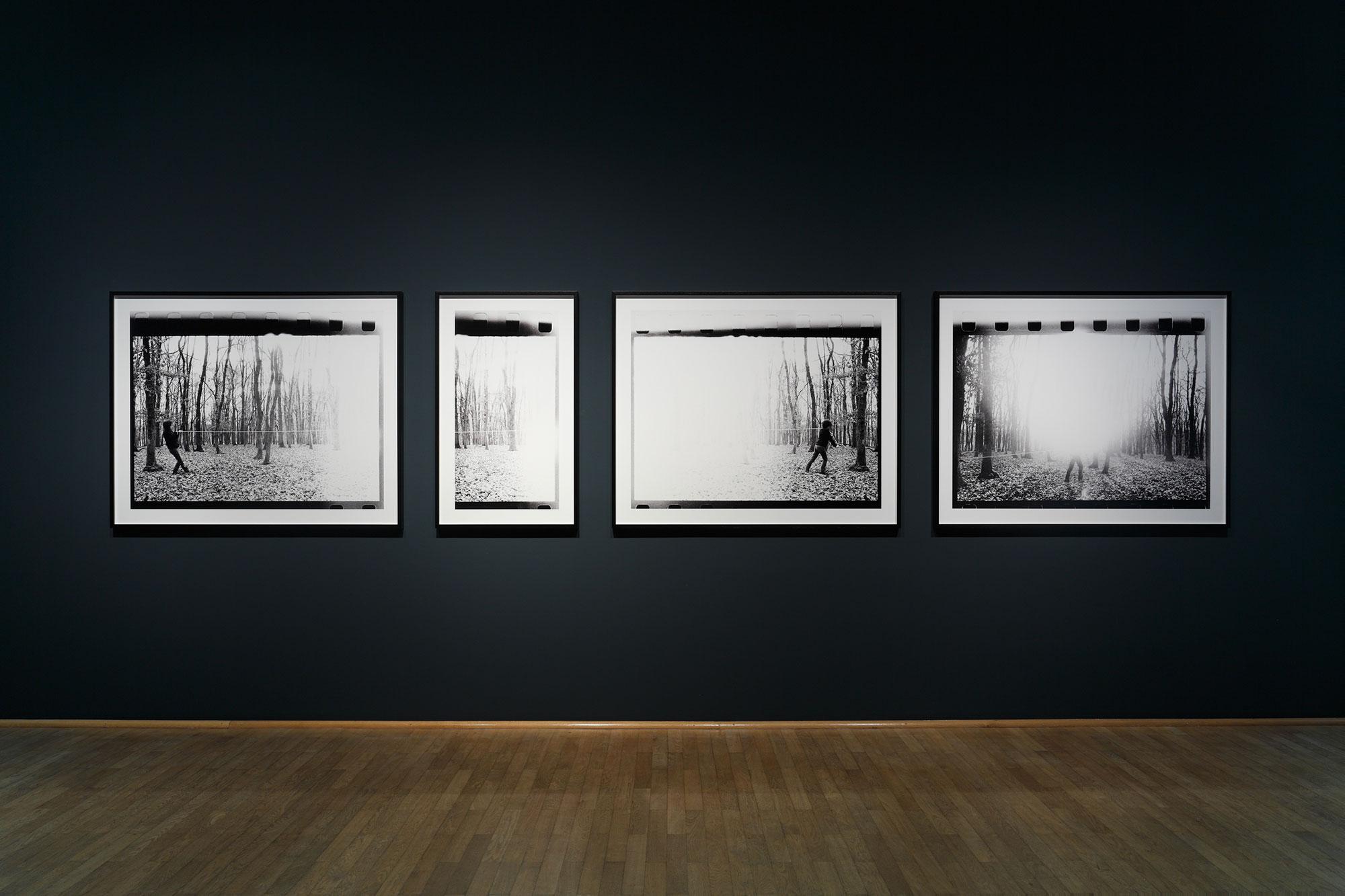 The Rope, Mouna Karray - © MMK Museum Axel Schneider